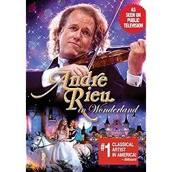 Andre Rieu in Wonderland (incl bonus CD)