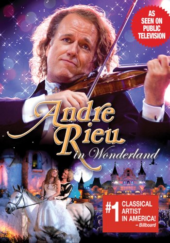 Andre Rieu in Wonderland (incl bonus CD)