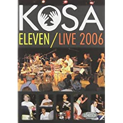 KOSA Eleven/Live 2006 DVD