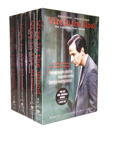 Wire in the Blood 4 Pack