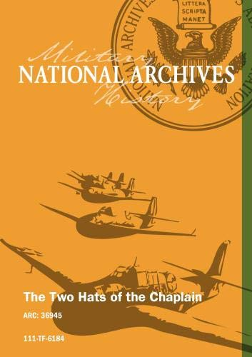 THE TWO HATS OF THE CHAPLAIN