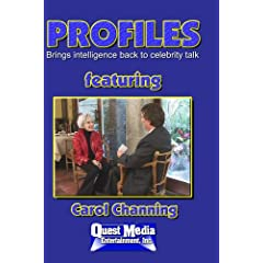 PROFILES featuring Carol Channing