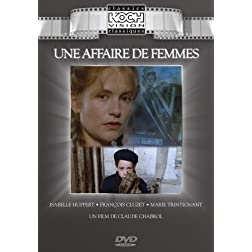 Affaire De Femmes-I Huppert & M Trintignant