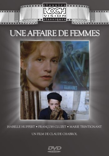 Affaire De Femmes-I Huppert & M Trintignant