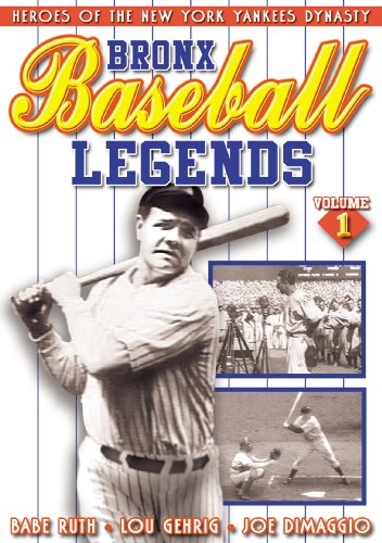Baseball - Bronx Baseball Legends Vol. 1