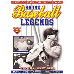 Baseball - Bronx Baseball Legends Vol. 2