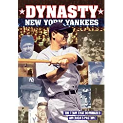 Baseball - New York Yankees: Baseball Dynasty - History of The New York Yankees