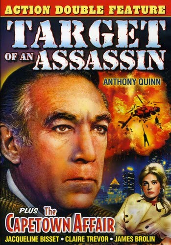 Action Double Feature: Target of an Assassin/The Capetown Affair