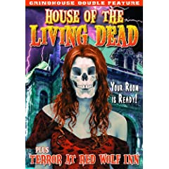 Grindhouse Double Feature: House of The Living Dead/Terror at The Red Wolf Inn