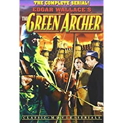 Green Archer (Chapters 1-15)