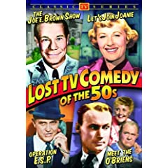 Lost Comedy of the 60's (The Joe E. Brown Show/Let's Join Joanie/Operation E.S.P./Meet The O'Briens)