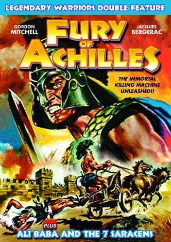Legendary Warriors Double Feature: Fury of Achilles/Ali Baba and The 7 Saracens