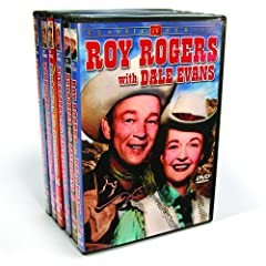 Roy Rogers with Dale Evans Vol. 1-6