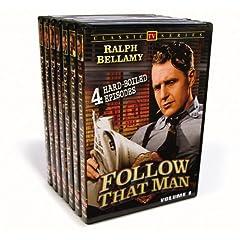 Follow That Man (Aka Man Against Crime) Vol. 1-7