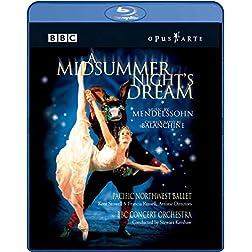 Mendelssohn: A Midsummer Night's Dream [Blu-ray]