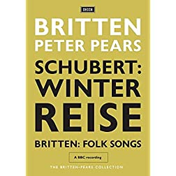 Schubert:  Winterreise &amp; Britten