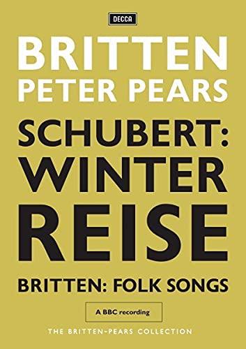 Schubert:  Winterreise & Britten
