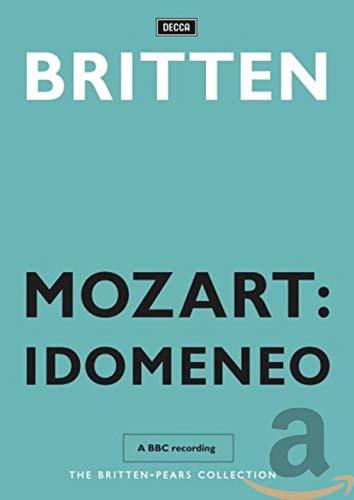 Mozart:  Idomeneo - Pears & Britten