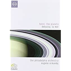 Holst/Debussy: The Planets & La Mer