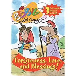 Bedbug Bible Gang: Forgiveness, Love And Blessings