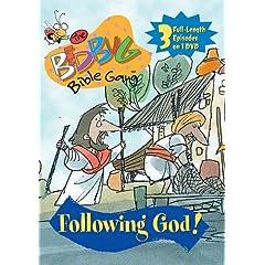 Bedbug Bible Gang: Following God