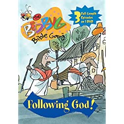 Bedbug Bible Gang: Following God