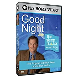 Good Night with the Sleep Doctor Michael Breus, PhD