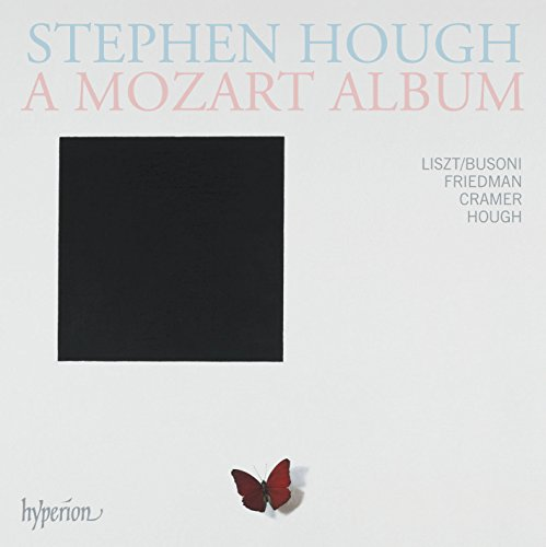 A Mozart Album (piano: Stephen Hough)