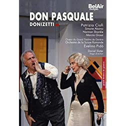 Geatano Donizetti - Don Pasquale / Ciofi, Alaimo, Shankle, Giossi, Suisse Romande, Pido (Grand Theatre de Geneve 2007)