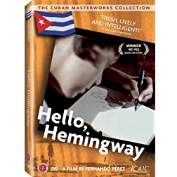 Hello, Hemingway