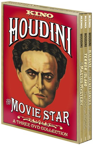 Houdini: The Movie Star (Three Disc Collection)