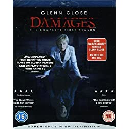Damages Season 1 [Blu-ray]