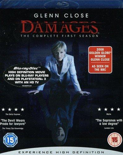 Damages Season 1 [Blu-ray]