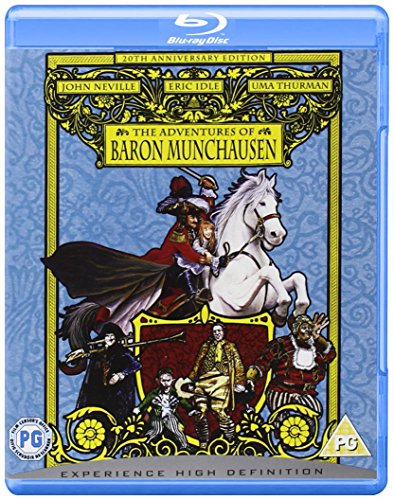 Adventures of Baron [Blu-ray]