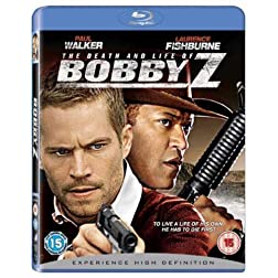 Death & Life of Bobby Z [Blu-ray]