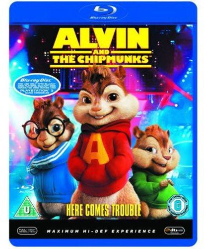 Alvin & the Chipmunks [Blu-ray]