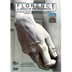 Museum City Series: Florence - Cradle of the Renaissance