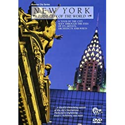 Museum City Series: New York - First City of the World