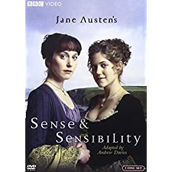Sense & Sensibility (with Miss Austen Regrets) (BBC TV 2008)