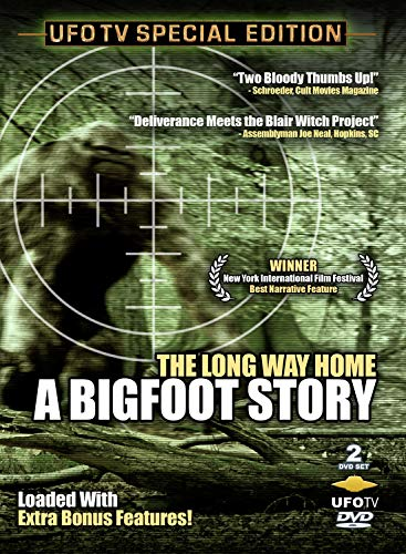 The Long Way Home: A Bigfoot Story