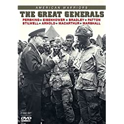 The Great Generals, American Warriors Series