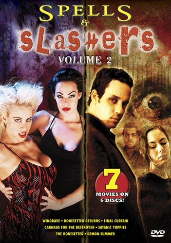 Spells & Slashers Vol. 2 (7-Pack)