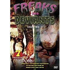 Freaks & Deviants Vol. 2 (7-Pack)
