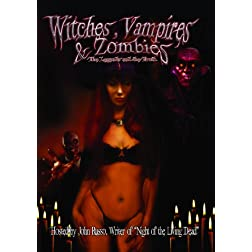 Witches, Vampires & Zombies
