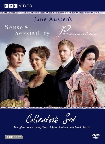 Sense & Sensibility Collector's Set (Sense & Sensibility 2008 / Miss Austen Regrets / Persuasion 2007)