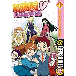 Kujibiki Unbalance Volume 1