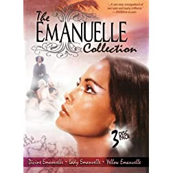 Emanuelle Collection Triple Pack