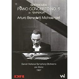 Michelangeli Plays Beethoven's Emperor Concerto