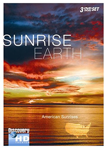 Sunrise Earth: American Sunrises (3pc) (Ws Ac3)