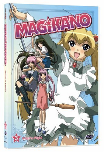 Magikano, Vol. 3: The Witch's Flight